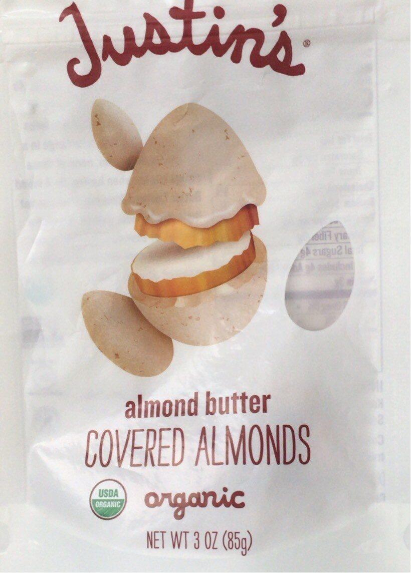 Almond butter covered almonds - 产品 - en