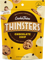 Cookie thins chocolate chip cookies - Product - en