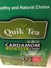 Cardamon chai - Product