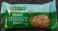 Organic Garbanzo Beans - Product