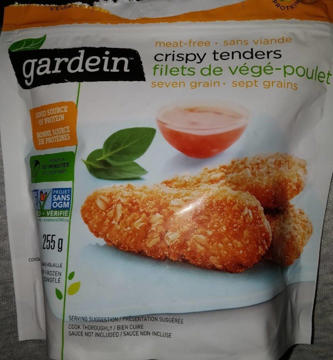 Filets de végés-poulets (sans viande) - Produit - fr