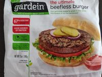 Gardein, ultimate beefless burger - Product - en