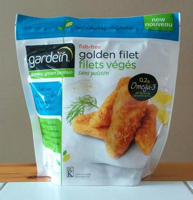 Filets végés - Product