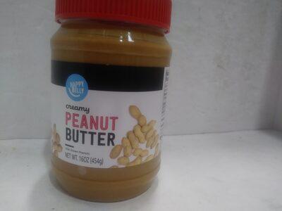 Creamy Peanut Butter - Product - en