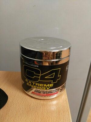 C4 Extreme Energy - Product - en