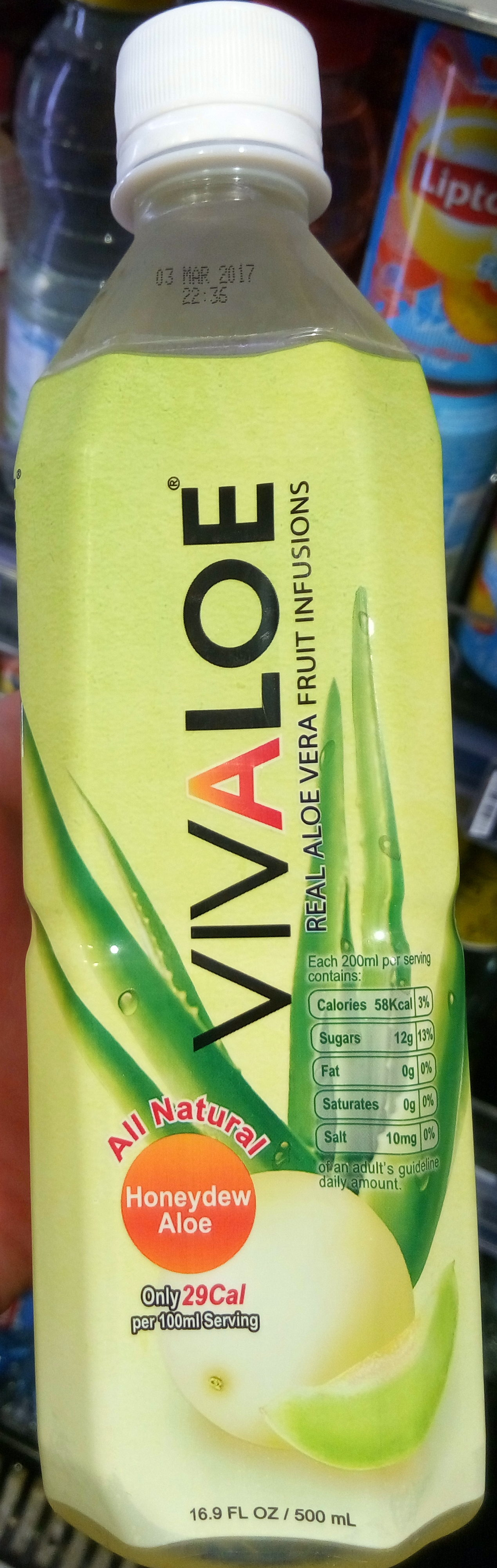 Vivaloé Honeydew Aloe - Product - en
