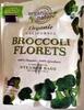 Organic California Broccoli florets - Produit