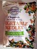Vegetable medley with shelled edamame - Product