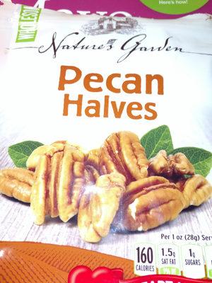 Pecan Halves - Product - en