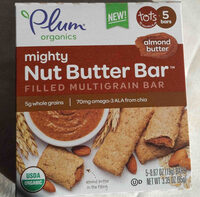 mighty nut butter bar - Product