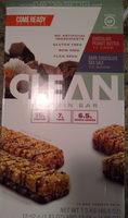 Clean Protein bar Dark Chocolate - Product - en