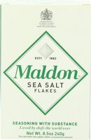 Sea salt flakes - Product - en
