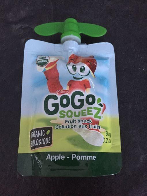Compote de pomme - Produit - en