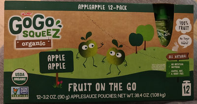 Applesauce - Product - en