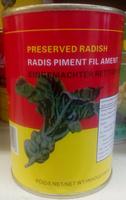 Radis piment filament - Product - fr