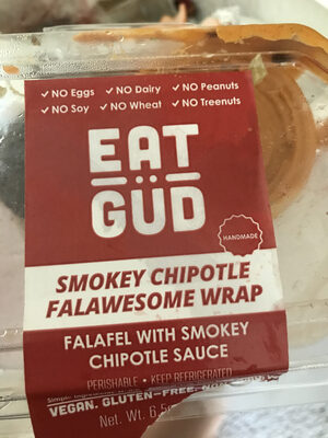 Smokey Chipotle falawesome wrap - Product