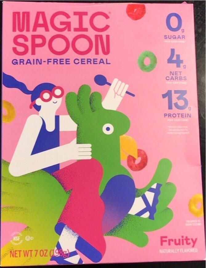 Magic spoon grain free cereal - Product - en