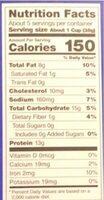 Magic spoon grain free cereal - Nutrition facts - en