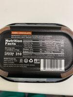 Mush overnight oats - Ingredients - en