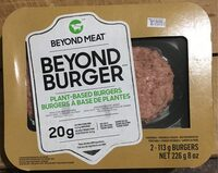 The Beyond Burger - Produit - fr