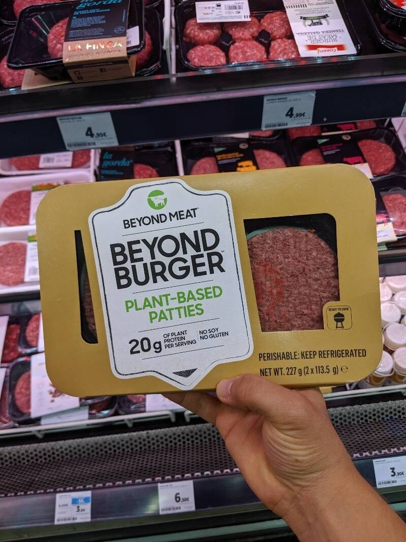 Beyond Burger - Produit