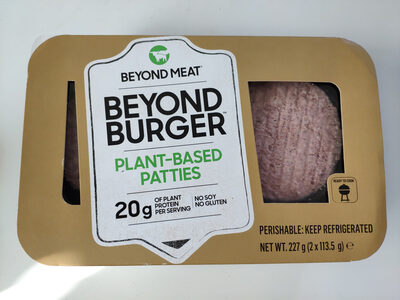 Beyond Burger - Plant-based patties - Product - fr