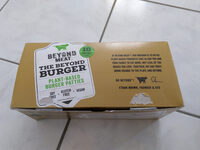 The beyond burger - Product - fr