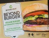 Beyond Burger - Produit - fr