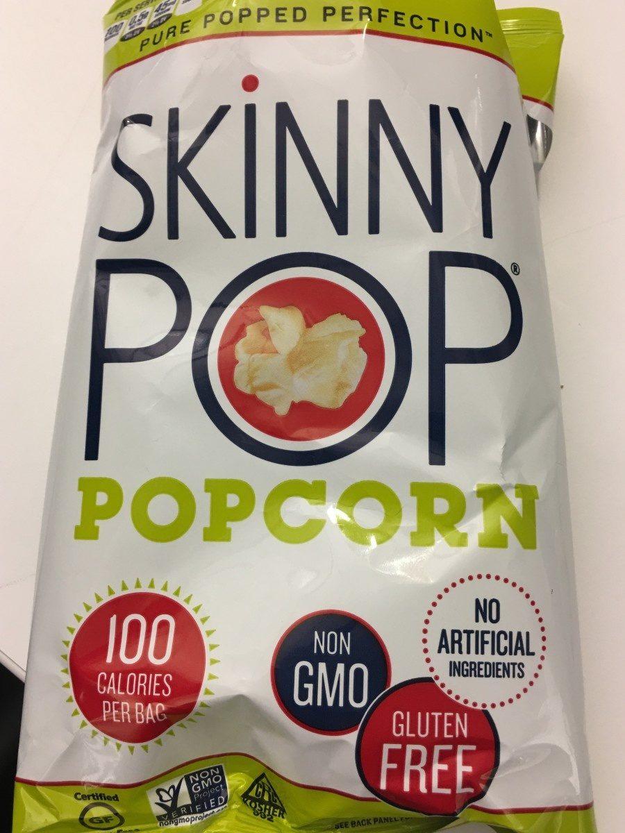 Skinny pop - Produit