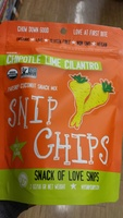 Chipotle Lime Cilantro Parsnip Coconut Snack Mix - Product