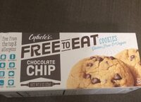 Cybele's, chocolate chip cookies - Product - en