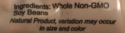 Soy Curls - Ingredients - en