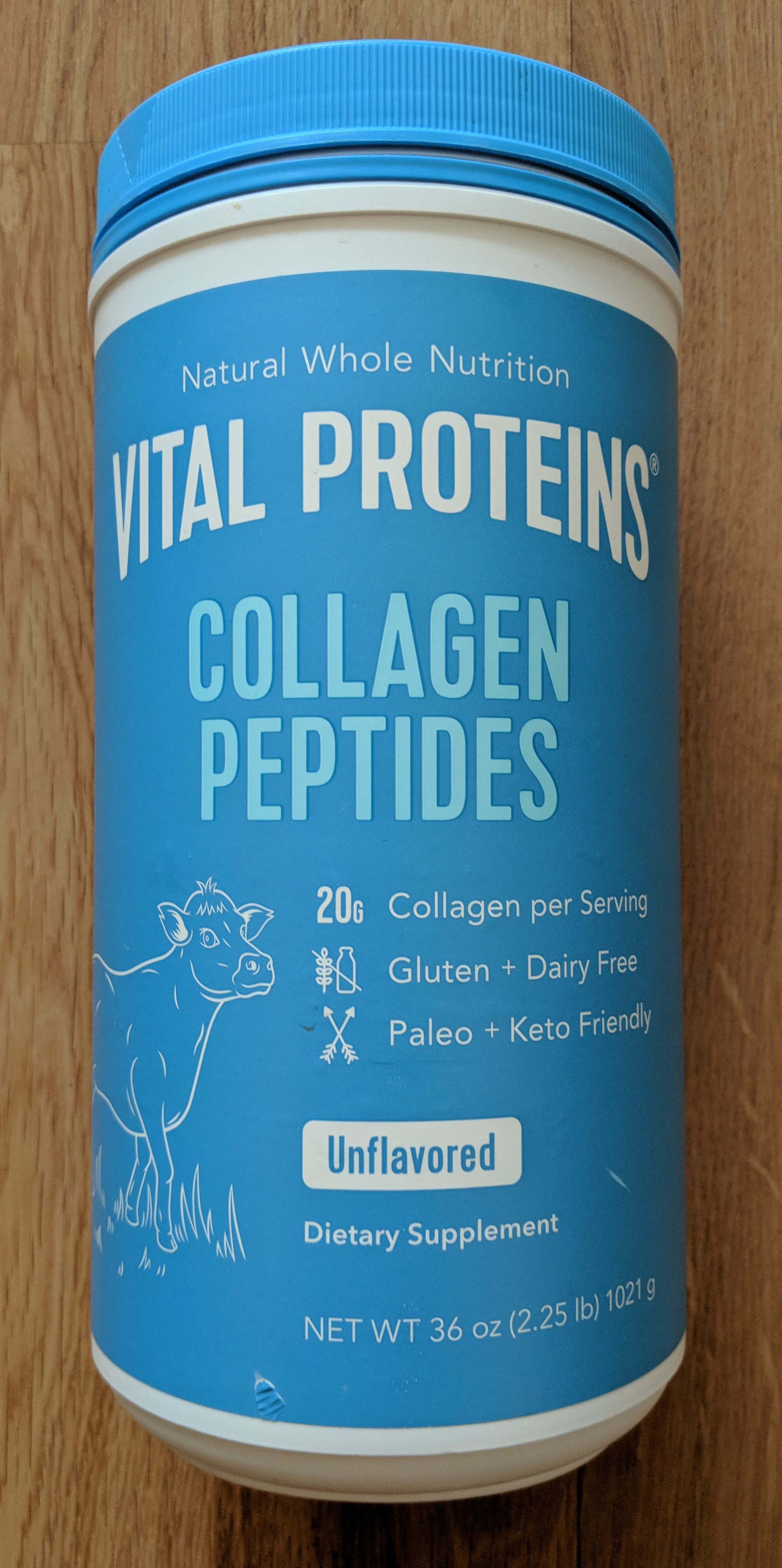 Collagen Peptides - Product