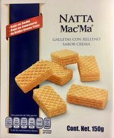 Natta mac'ma - Product - es