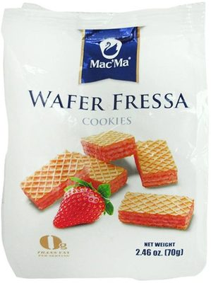 Galletas Mac Ma fresa - Product - es