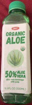 organic aloe - Product - en