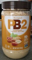PB2 The Original Powdered Peanut Butter - Product - en