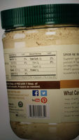 Powdered peanut butter - Nutrition facts - en