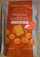 Moon Cheese, Cheddar - Product