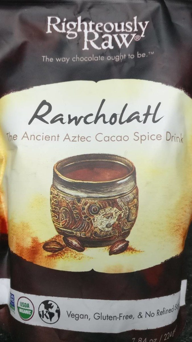 Rawcholatl aztec cacao spice drink - Product