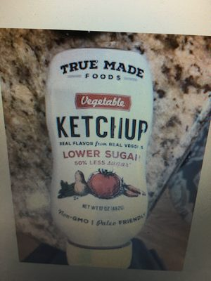 vegetable ketchup - Product - en