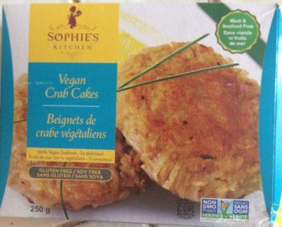 Beignet de Crabes Végétaliens - Product