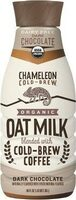 Dark chocolate oat milk blended with cold-brew coffee - Product - en