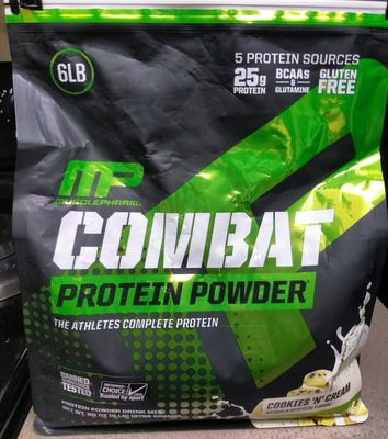 COMBAT Protein Powder - Product - en