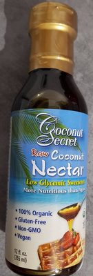 Coconut Nectar - Product