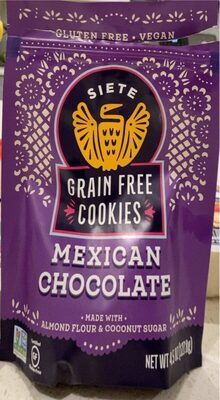 Mexican Chocolate Cookies - Product - en