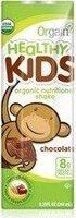 Organic nutrition shake chocolate kids - Prodotto - en