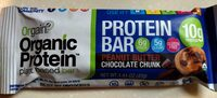 Peanut butter chocolate chunk plant based protein bar, peanut butter - Product - en