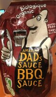 Sauce BBQ biologique - Product - fr