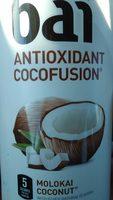 Molokai coconut antioxidant beverage, molokai coconut - Product - en